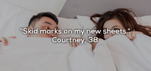 People describe one night stands in less than 6 words (22 Pictures)