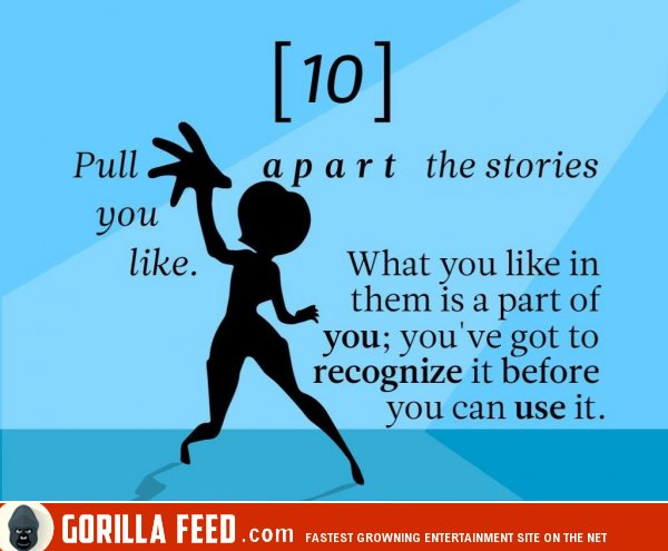 how to write great story begininnings