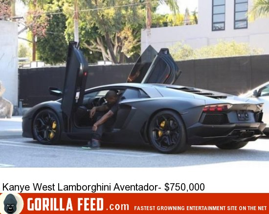 16 Celebrities Who Drive The World's Most Expensive Cars