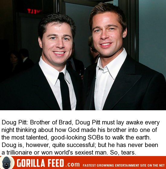 14 Celebs And Their Non Famous Brothers Pictures