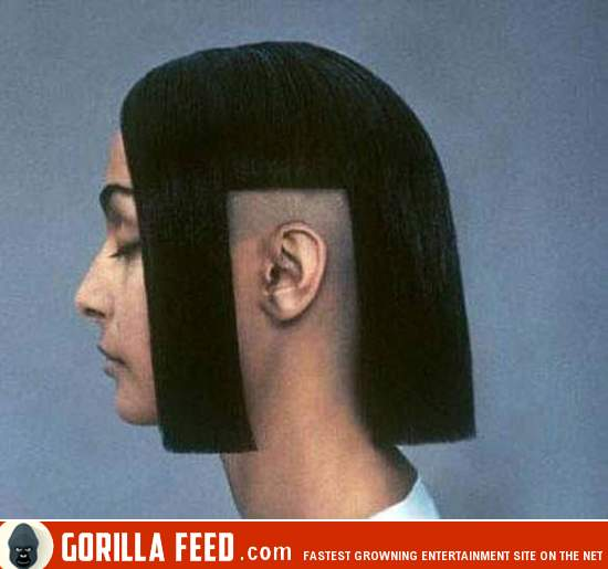 25 Most Fucked Up Haircuts Of All Time 25 Pictures Gorilla Feed