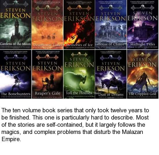 13 fantasy book series that make me drool 26 pictures for Bureau 13 book series