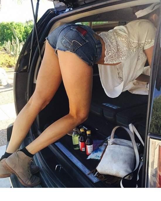Air hostess groped passenger 1